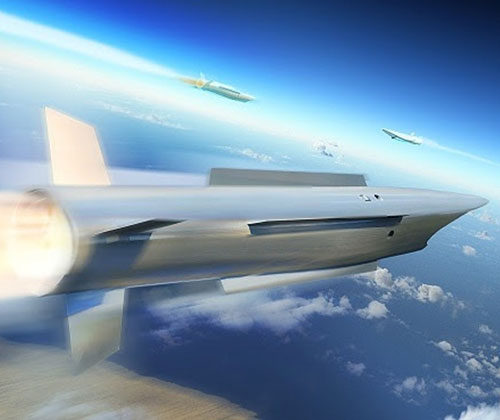 MBDA Ready to Meet the Challenge of Europe's Missile