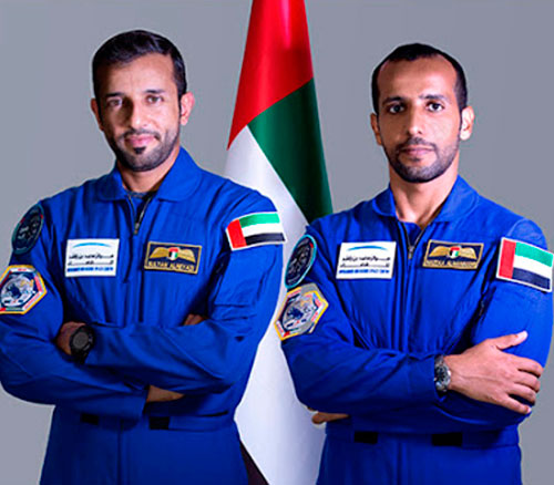 MBRSC, NASA Ink Agreement to Train Four Emirati Astronauts