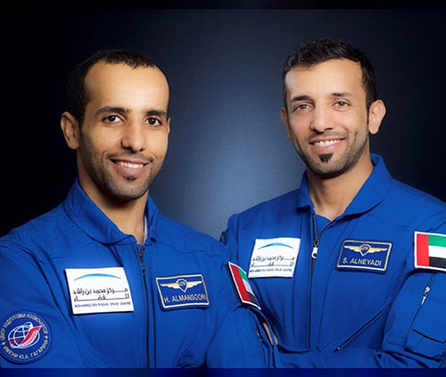 MBRSC Selects Al Mansoori Prime Astronaut for ISS Mission