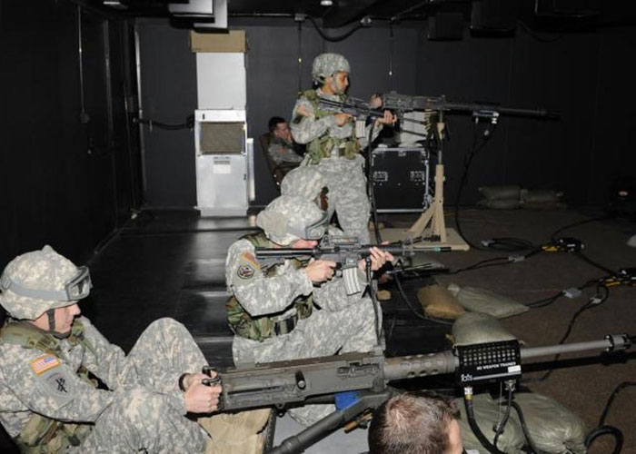Meggitt Training Systems Wins 2nd Delivery Order for US Army EST