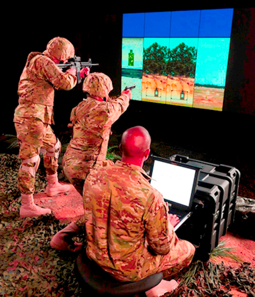 Meggitt to Demo Small-Arms Training Systems at AUSA