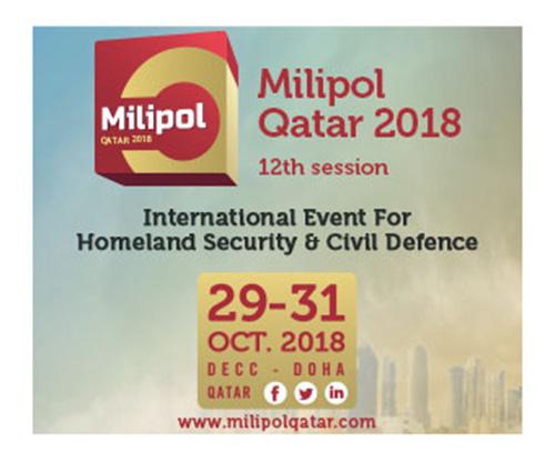 Milipol Qatar 2018 Kicks Off in Doha