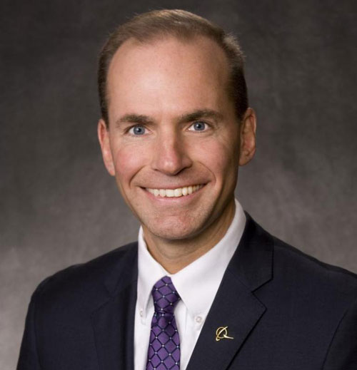Muilenburg Elected Chairman of Boeing Board of Directors