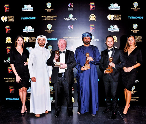 Muscat International Airport Voted Best in Middle East