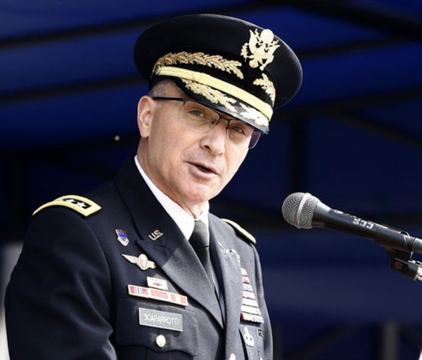 NATO Alliance Getting New Supreme Commander