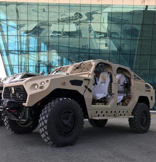 NIMR Automotive Wins First International Contract