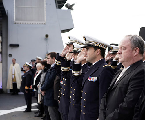 Naval Group Delivers A.R.A. BOUCHARD OPV to Argentinian Navy