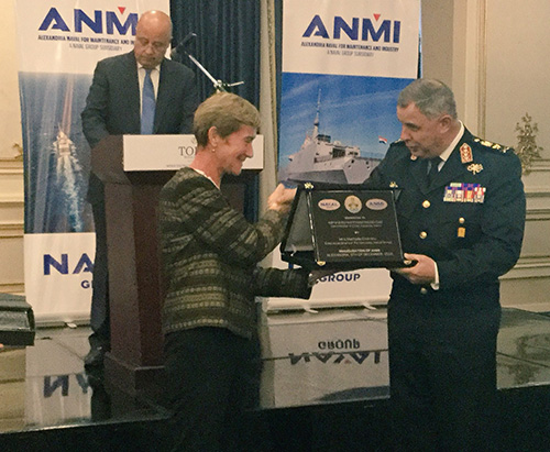 Naval Group Launches a Subsidiary in Alexandria