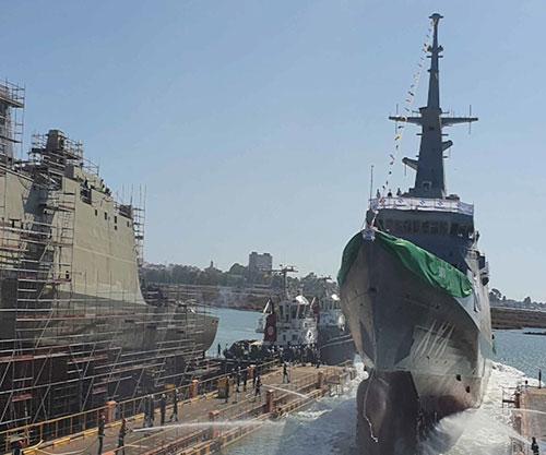 Navantia, Zamil Shipyard to Cooperate on Future Saudi Naval Projects