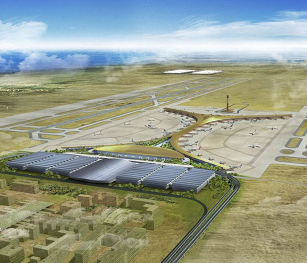 New Jeddah International Airport on Track for 2017 Launch