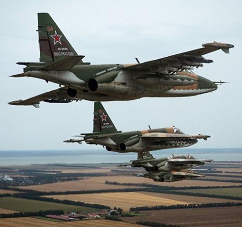 New Su-25 Jet Will be Immune to MANPAD Fire