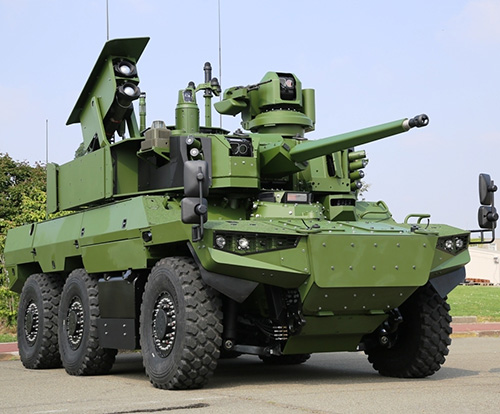 Nexter Showcases Entire Product Range at Eurosatory