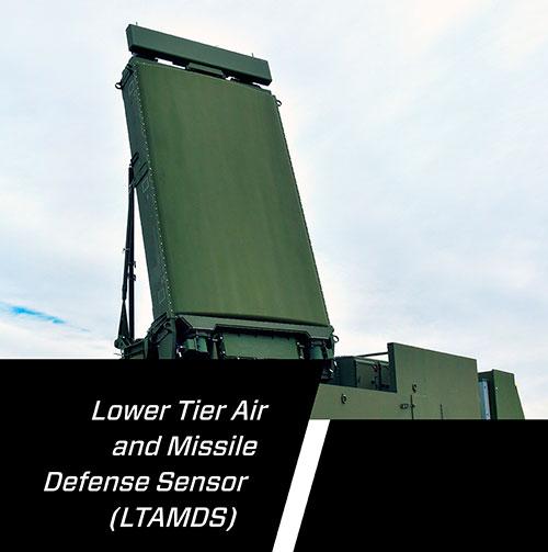 Northrop Grumman Demos LTAMDS Capability to U.S. Army
