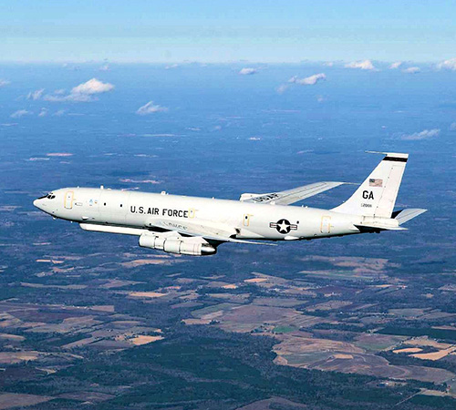 Northrop Grumman to Support US Air Force E-8C Joint STARS Fleet