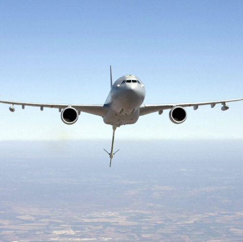 OCCAR Orders 5 Airbus A330 MRTT Tankers
