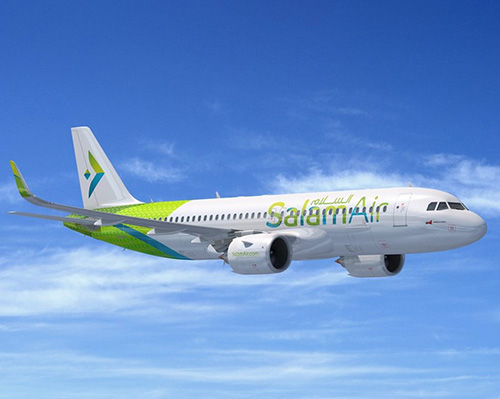 Oman's SalamAir to Add Six New A320neo to its Fleet