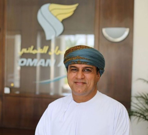 Oman Air Takes Delivery of First Three-Class Dreamliner