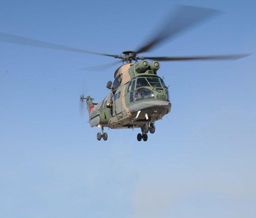 Oman Declares Aircraft Accident During Training Mission