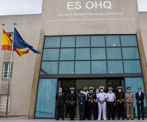 Omani Delegation Visits EU Maritime Safety & Rescue Society in Spain