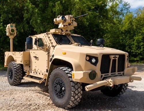 Oshkosh Defense Showcases 3 JLTV Variants at Day Marine 2018