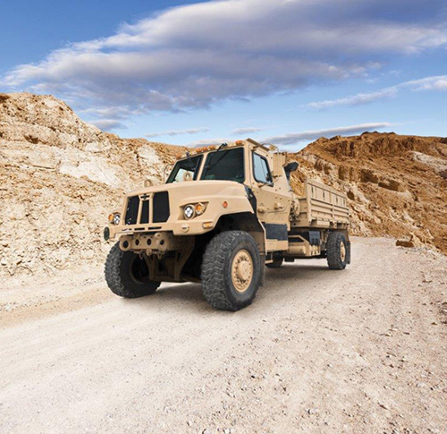Oshkosh Defense Wins FMTV A2 Variant Contract