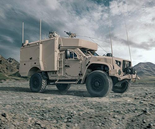 Oshkosh Defense to Supply JLTVs to US Military & NATO Allies