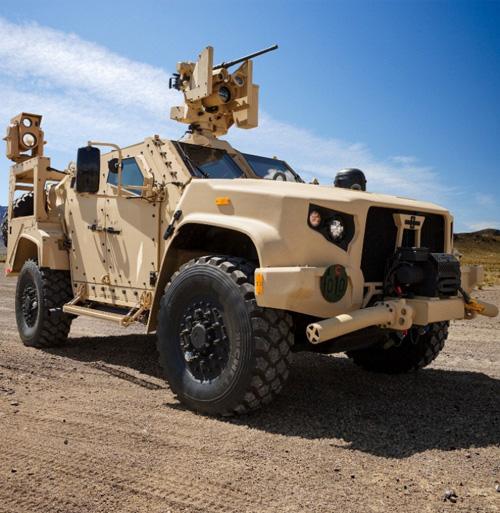 Oshkosh Showcases JLTV Vehicles with NextGen Capabilities