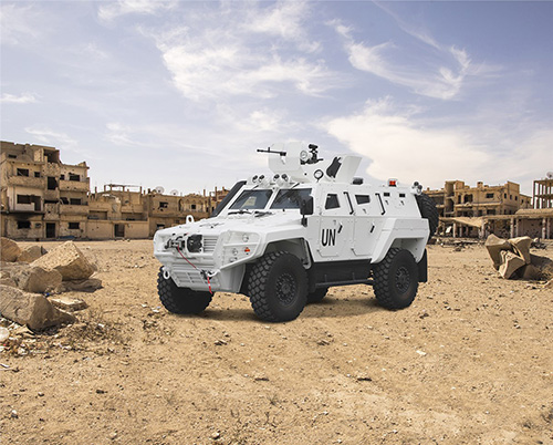 Otokar Participates at Shield Africa 2019 For First Time