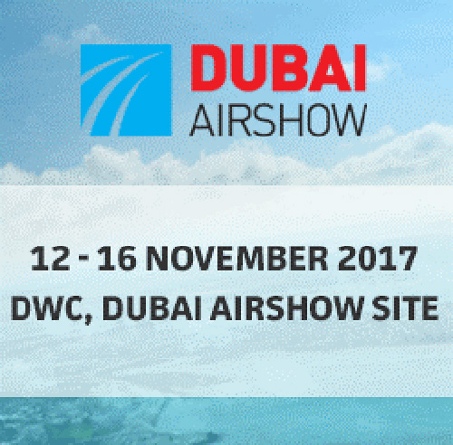 Over 1,200 Exhibitors Expected at Dubai Airshow 2017