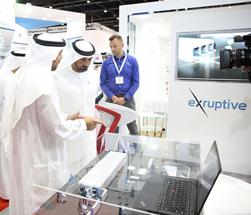 Over 300 Exhibitors Join Dubai Airport Show 2018