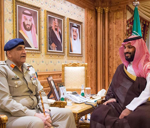 Pakistan Sending More Training Troops to Saudi Arabia