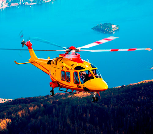 Palm Beach's Health Care District Orders Two AW169 EMS Helicopters
