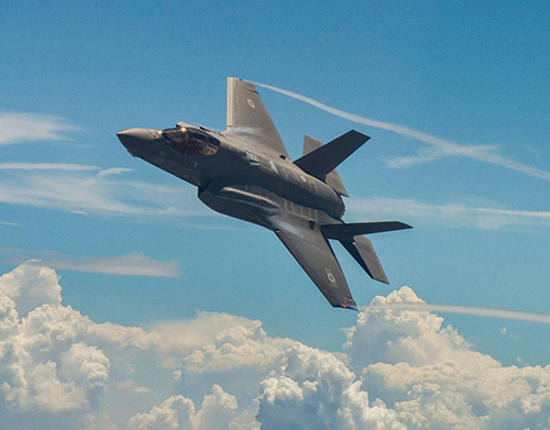 Pentagon, LM Finalize $11.5 Billion Order for 141 F-35 Jets