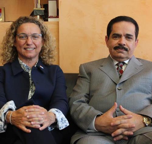 Head of Saudi Defense Medical Services Visits ARPA