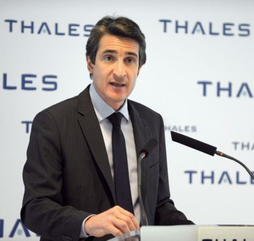 Thales Forges Ahead in Digital Technologies