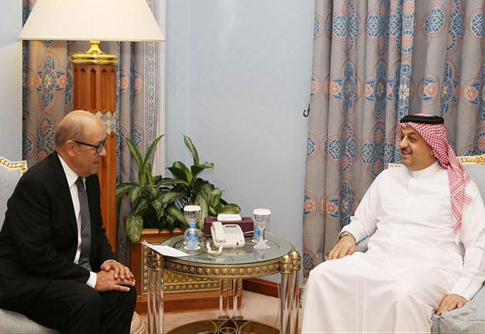 French Defense Minister Visits Qatar After Oman