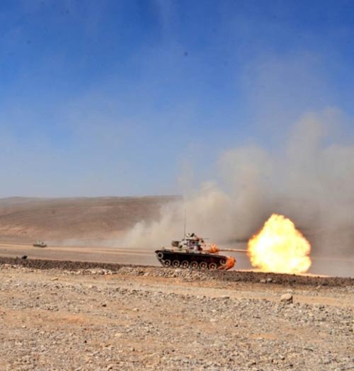 7th Eager Lion Military Exercise Kicks Off in Jordan