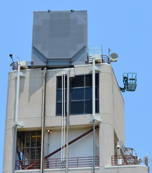 Raytheon Starts Production of AN/SPY-6(V) Radar
