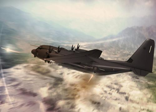 Lockheed Martin Introduces C-130J-SOF Super Hercules