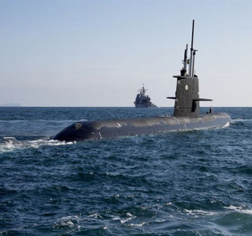 Saab Wins Order for Submarines Maintenance and Rescue