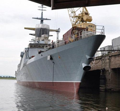 Russia's Newest Missile Corvette Complete Sea Trials