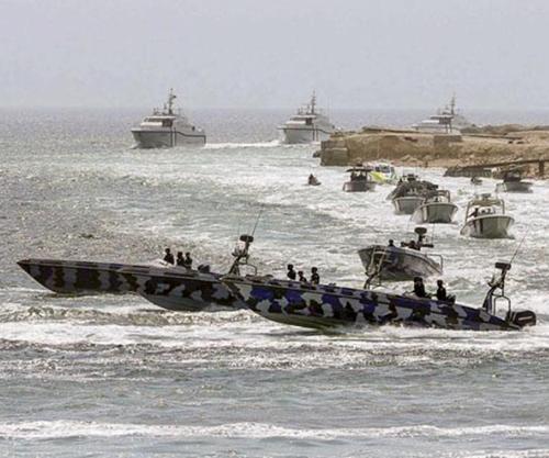 Qatar, Iran Hold 15th Joint Coast Guard Meeting