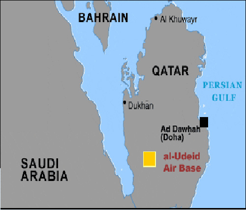 Qatar, U.S. to Expand Al-Udeid Air Base