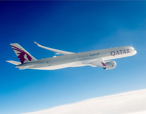 Qatar Airways Grows its A350-1000 Fleet