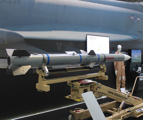 Qatar Orders Advanced Medium Range Air-to-Air Missiles (AMRAAM)