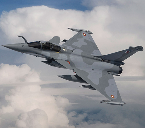Qatar Picks Lockheed Martin's Sniper® ATP for its Rafale Jets