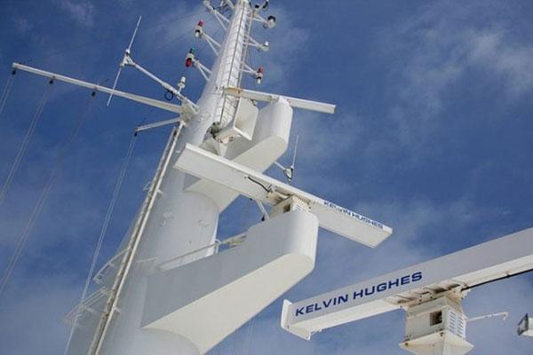 Qatar's Coastguard Patrol Boats to Receive SharpEye™ Radar