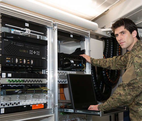 RUAG Defence Wins New Order in Tactical Communications