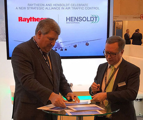 Raytheon, HENSOLDT Win Two Orders for Integrated Air Surveillance Radars