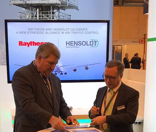 Raytheon, HENSOLDT to Develop Airport Surveillance Radar